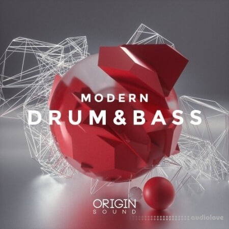 Origin Sound Modern Drum and Bass WAV MiDi Synth Presets