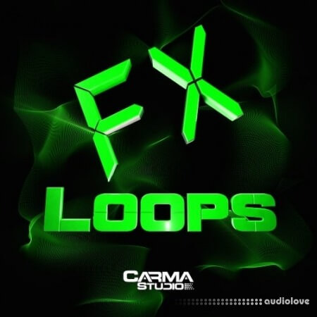 Carma Studio FX Loops Vol.1 WAV