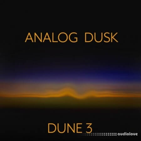 VintageSynthPads Analog Dusk Synth Presets