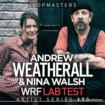 Loopmasters Andrew Weatherall and Nina Walsh WRF Lab Test WAV REX