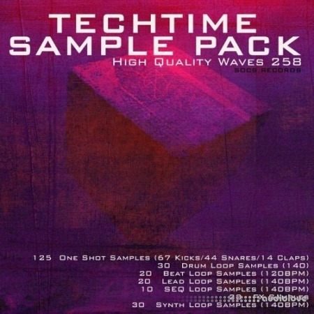 SOCS Tech Time Sample Pack