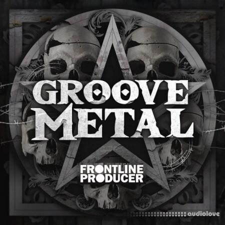 Frontline Producer Groove Metal WAV REX
