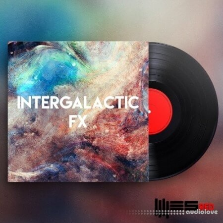Engineering Samples Intergalactic FX WAV