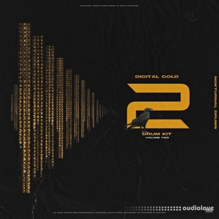 Nokturn Digital Gold Drumkit Vol.2