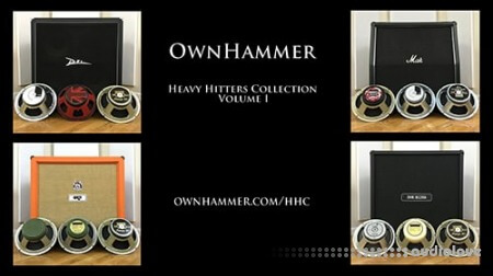 OwnHammer Impulse Response Libraries Heavy Hitters Collection Vol I WAV