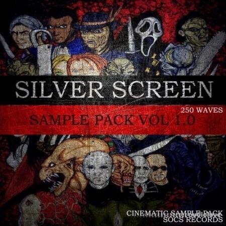 SOCS Silver Screen Sample Pack WAV