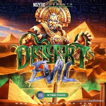 Nozytic Desert Evil (Stem Pack) WAV