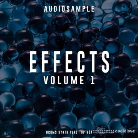 Audiosample Effects Volume 1