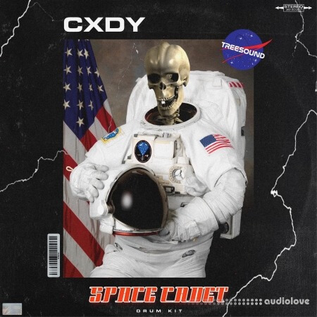 Cxdy Space Cadet Drum Kit WAV