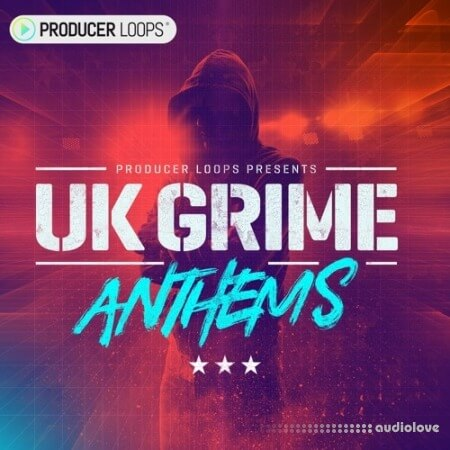 Producer Loops UK Grime Anthems WAV MiDi