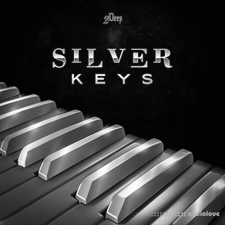 2DEEP Silver Keys Construction Kit WAV MiDi