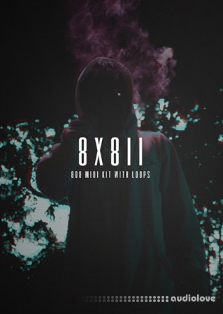 The Kit Plug 8X8 II (808 MIDI Loop Kit) WAV MiDi
