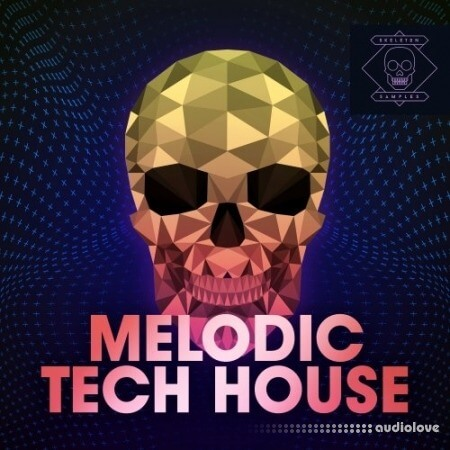 Skeleton Samples Melodic Tech House WAV