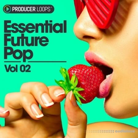 Producer Loops Essential Future Pop Vol.2 WAV MiDi