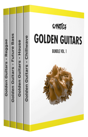Cymatics Golden Guitars Bundle WAV
