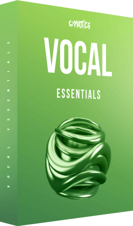 Cymatics Vocal Essentials WAV