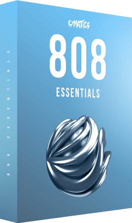 Cymatics 808 Essentials