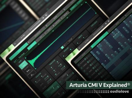 Groove3 Arturia CMI V Explained TUTORiAL