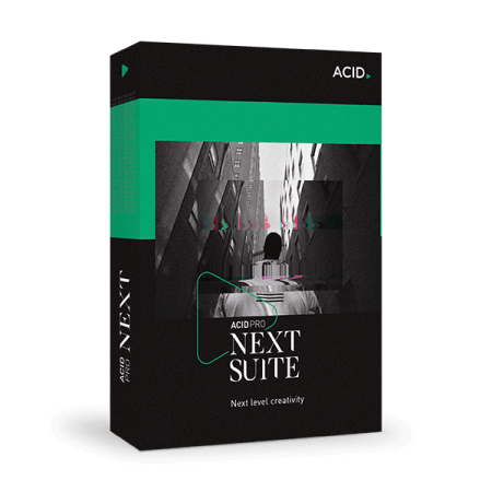 MAGIX ACID Pro Next Suite v1.0.1.24 WiN