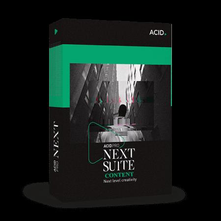 MAGIX ACID Pro Next Suite Content