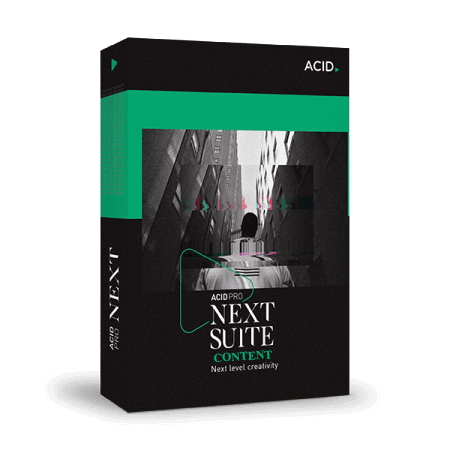 MAGIX ACID Pro Next Suite Content DAW Addons