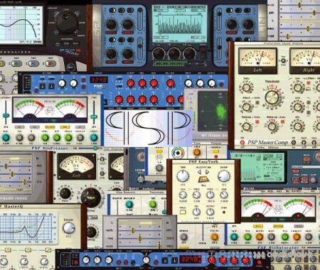 PSPaudioware All-Plugins 01.06.2013 x86 x64 WiN