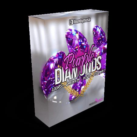 LBandyMusic Purple Diamonds MULTiFORMAT