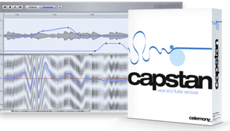 Celemony Capstan Portable v1.3.1.002 (x64) WiN