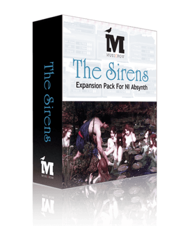 Musicrow The Sirens Synth Presets