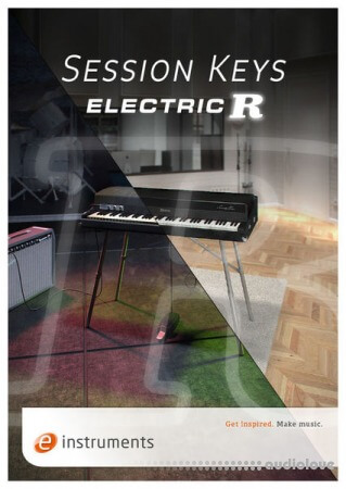 e-Instruments Session Keys Electric R KONTAKT