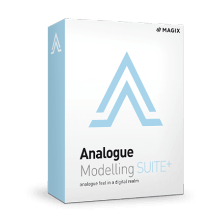 MAGIX Analogue Modelling Suite Plus v2.008 WiN