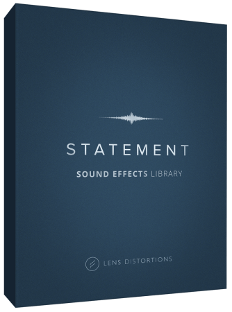 Lens Distortions Statement SFX WAV