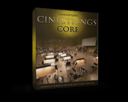 CineSamples CineStrings CORE v1.2 KONTAKT