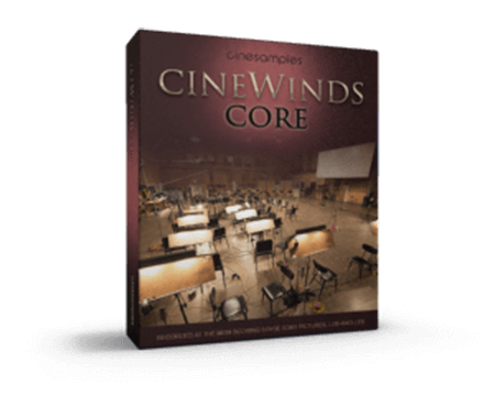 Cinesamples CineWinds CORE v1.3.1a KONTAKT