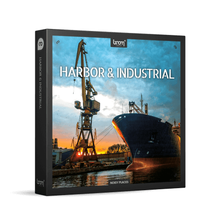 Boom Library Harbor and Industrial WAV