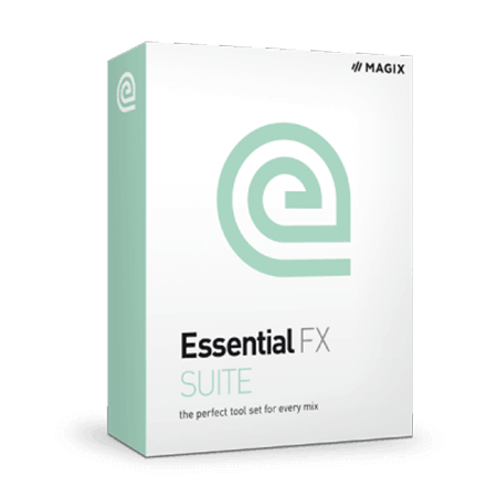 MAGIX EssentialFX Suite v2.058 WiN