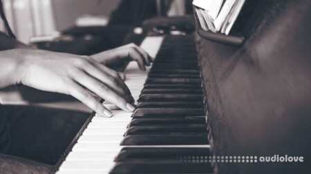 Udemy How to play piano The basics in Easy Online Lessons TUTORiAL