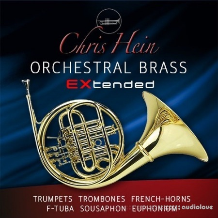 Best Service Chris Hein Orchestral Brass EXtended