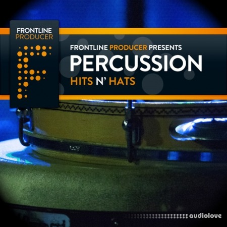 Frontline Producer Percussion Hits N Hats WAV