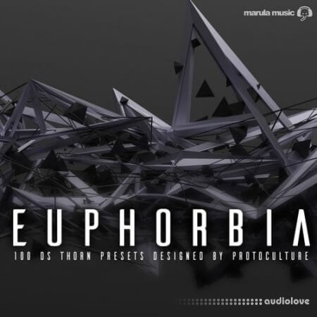 Marula Music Euphorbia Synth Presets