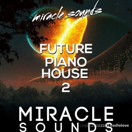 Miracle Sounds Future Piano House 2 WAV MiDi Synth Presets