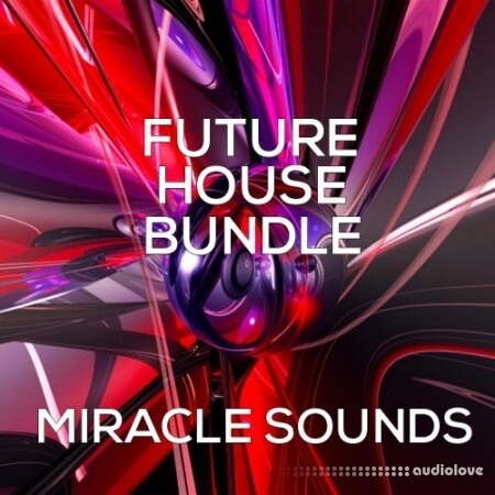 Miracle Sounds Future House Bundle WAV MiDi