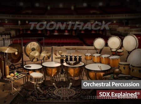Groove3 Orchestral Percussion SDX Explained TUTORiAL
