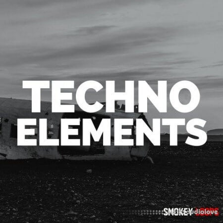 Smokey Loops Techno Elements WAV MiDi