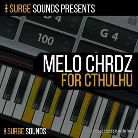 Surge Sounds Melo WAV MiDi Synth Presets