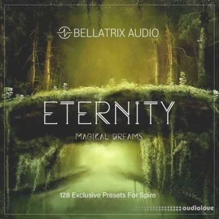 Bellatrix Audio ETERNITY Magical Dreams Synth Presets