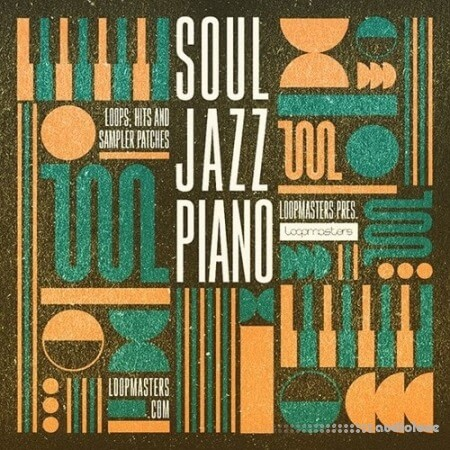 Loopmasters Soul Jazz Piano MULTiFORMAT