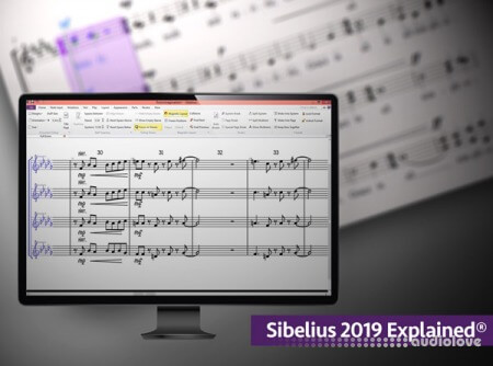 Groove3 Sibelius 2019 Explained TUTORiAL