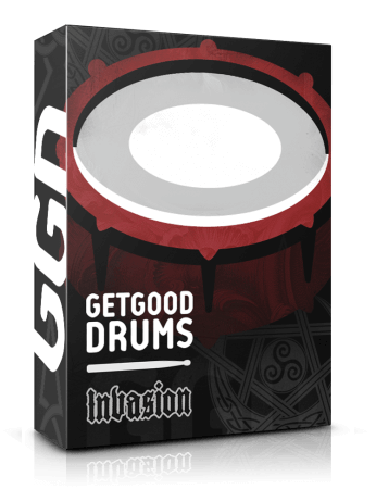 GetGood Drums Invasion v1.1 KONTAKT