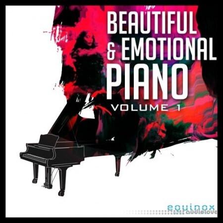 Equinox Sounds Beautiful and Emotional Piano Vol.1 WAV